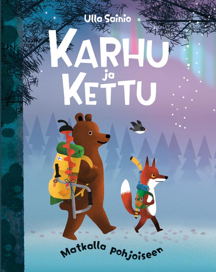 Karhu ja Kettu – toinen painos!